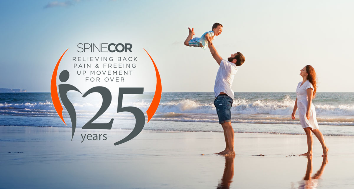 SpineCor celebrate 25 years